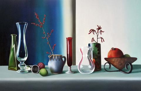 Still Life With Berries
