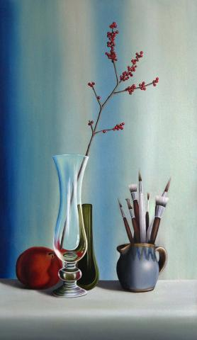 Still Life With Berries II
